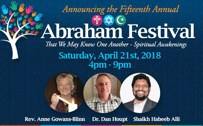 15th Annual Abraham Festival