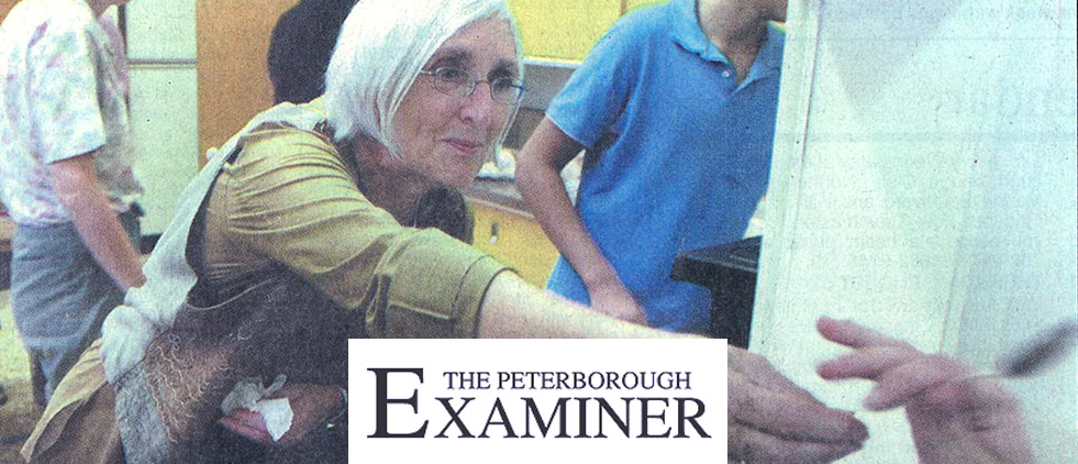NEWS- PTBO Examiner_August, 30 – 2006
