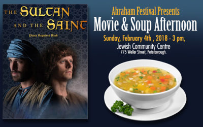 Join Us for a Movie & Soup Afternoon
